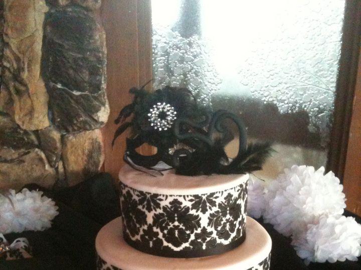 Tmx 1406159616493 Img0891 Santa Barbara wedding cake