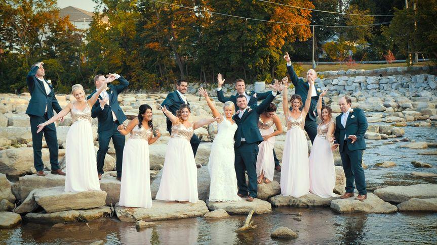 Wedding Day Videography