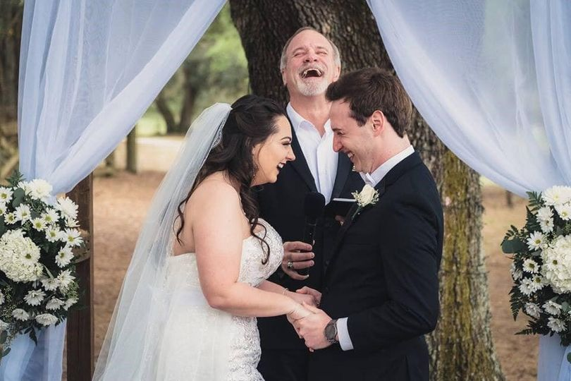 Vows and laughs