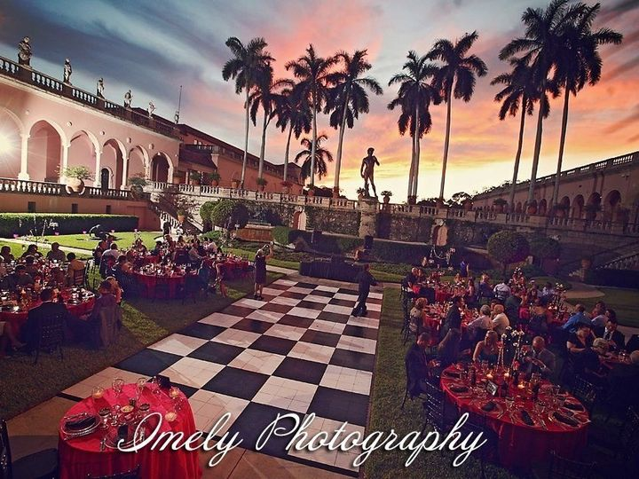 Tmx 1439492261854 Ringling Courtyard Sarasota, FL wedding dj