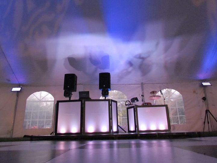 Tmx 1439492268248 Setup With Percussionist Sarasota, FL wedding dj