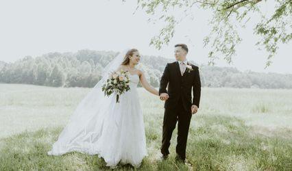 The wedding of Ara and Erik