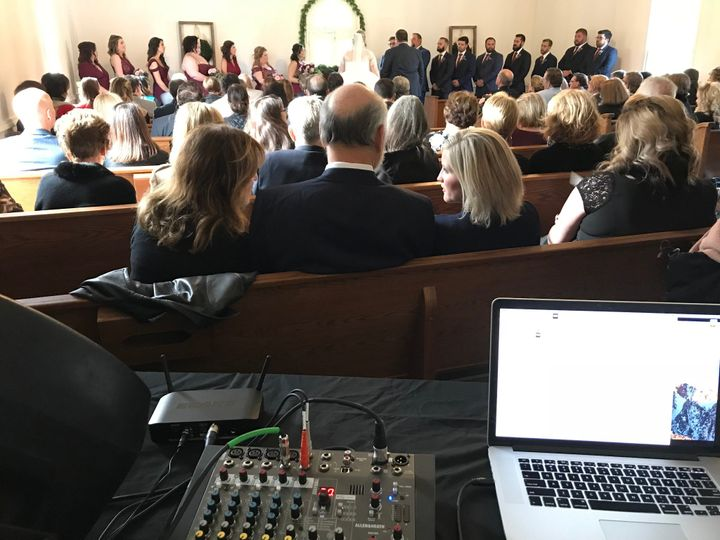 Ceremony music - Luling, TX