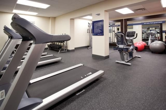 hampton knoxville fitness low re