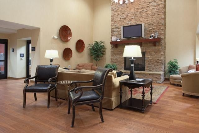 Tmx 1400163914780 Hampton Knoxville Lobby Low Re Knoxville wedding travel