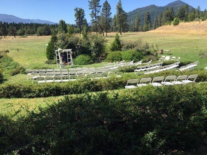 Wedding Garden: Mountain View