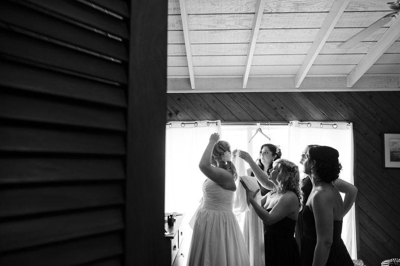 Bridal prepartion