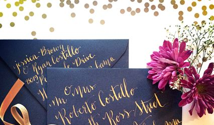 Gold Anchor Weddings + Design 1