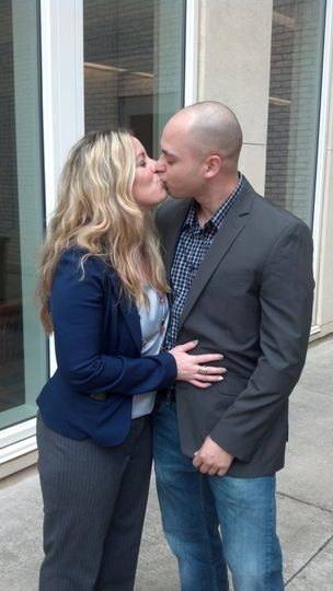 Fairfax Courthouse Wedding