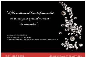 For Time & All Eternity Special Event/Wedding Consultants & Coordinators