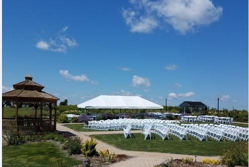 Wedding Ceremony & Garden Reception