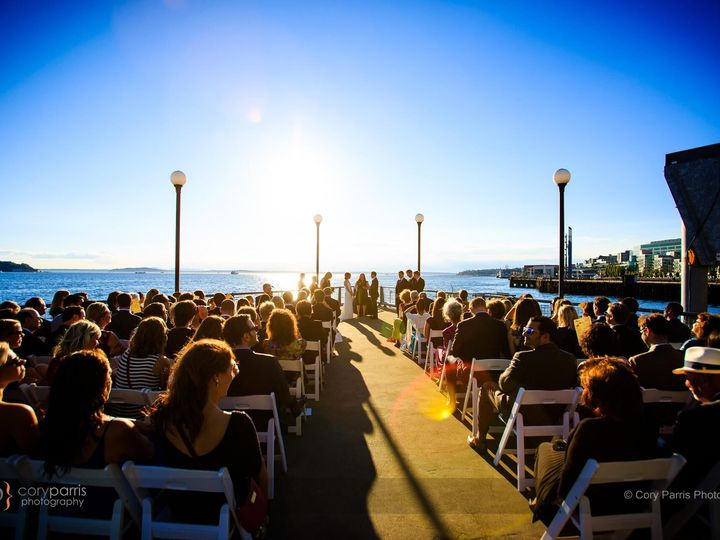 Tmx 1469127901611 Ceremony   Elliott Bay Seattle, Washington wedding venue