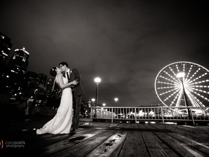 Tmx 1469127998918 Wheel   Night Seattle, Washington wedding venue