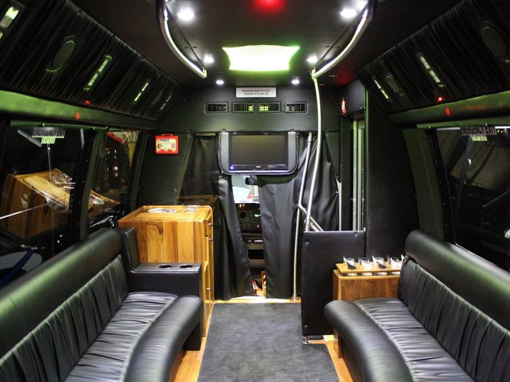 Tmx 1388153773109 502 Interior I Akron, OH wedding transportation