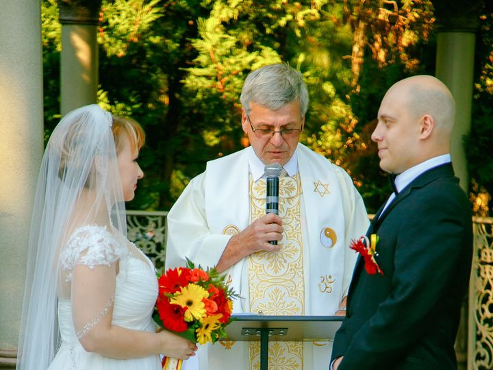 Tmx 1484684345273 1144 2016 07 23 Staten Island, New York wedding officiant