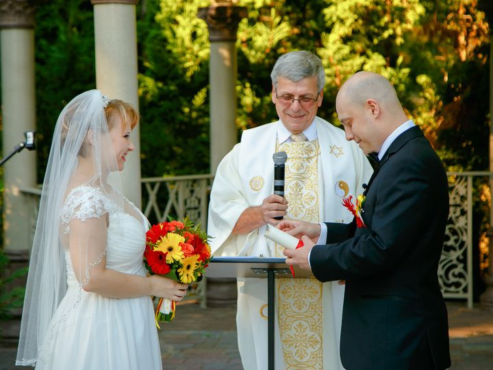Tmx 1484684411425 1176 2016 07 23 Staten Island, New York wedding officiant