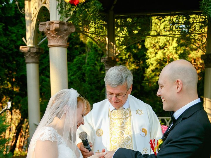 Tmx 1484684443069 1296 2016 07 23 Staten Island, New York wedding officiant