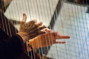Harpist Rebecca Anstine Smith