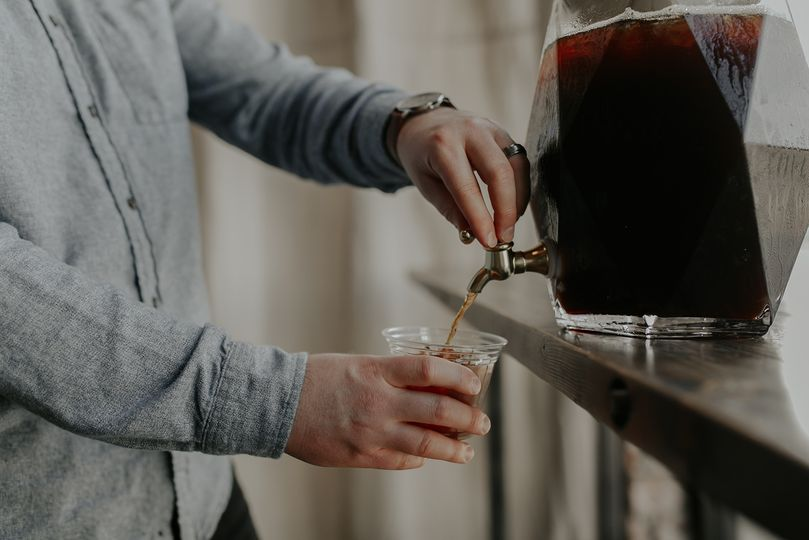 Spiced cold brew