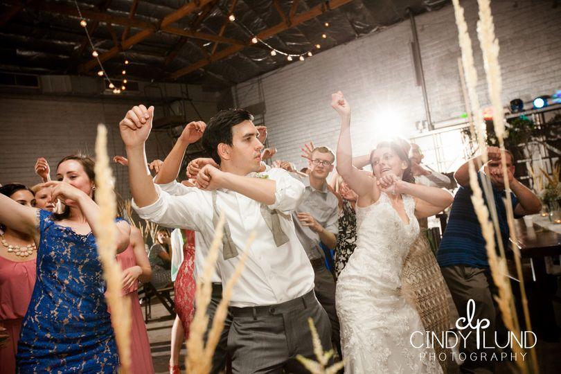 Jeffers wedding @ The Ice House in Phoenix. Oct 2014