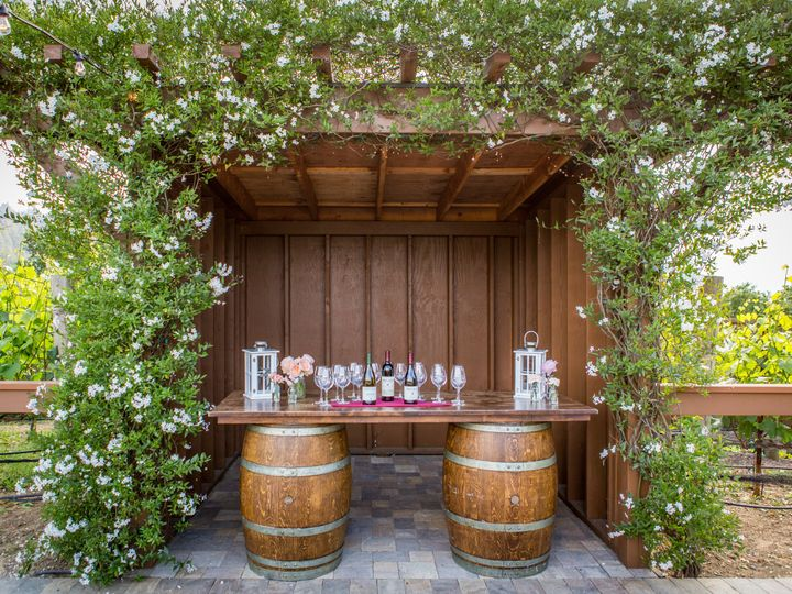 Tmx Vineyard Patio Barrel Bar 51 1023971 San Jose, CA wedding rental
