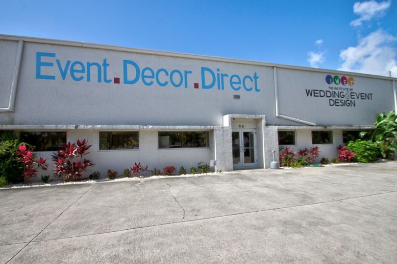 Event Decor Direct Building