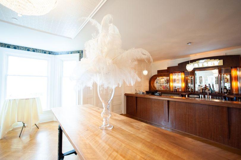 The Gatsby bar