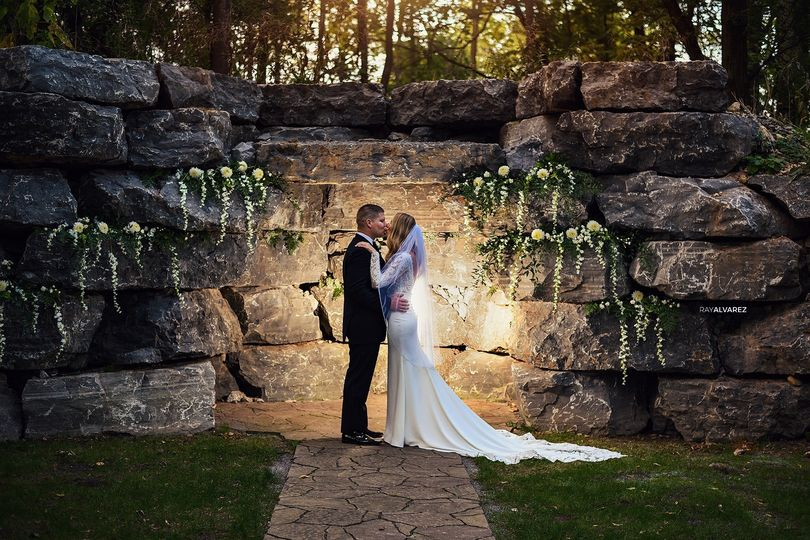 Gatsby ceremony, the Grotto