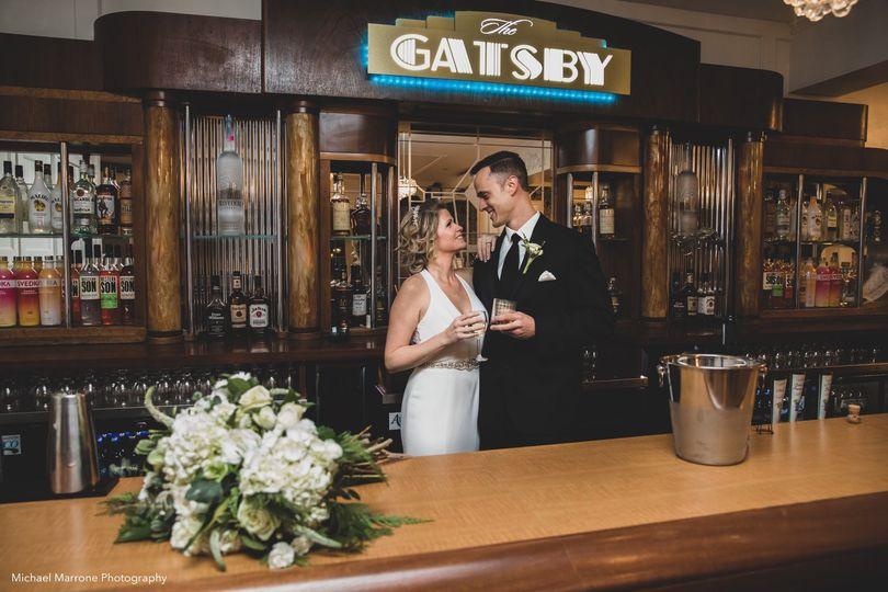 gatsby bar couple michaelmarronephotography creds 51 1063971 158436707810341
