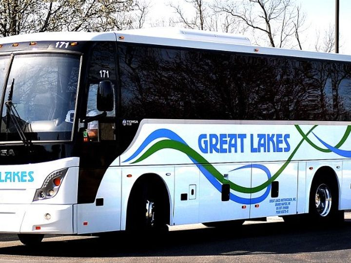 Tmx 40 Passenger Bus 51 1904971 158092135861271 Grand Rapids, MI wedding transportation