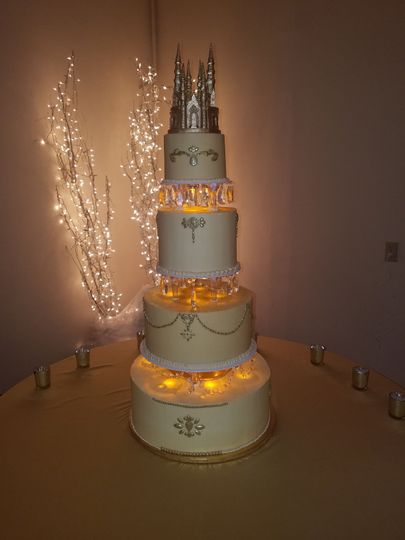 J's Sweet Treats and Wedding Cakes, LLC. - Wedding Cake - Columbus ...