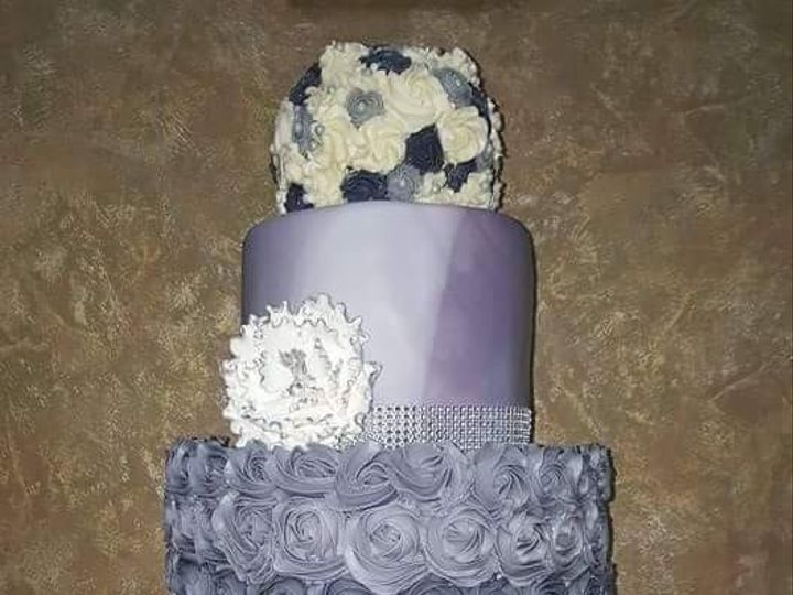 Tmx 1484750880897 Dropsmic Columbus, OH wedding cake
