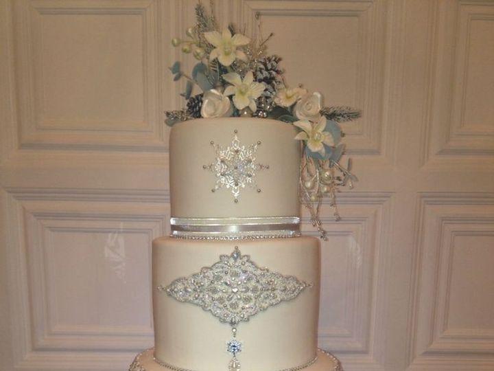 Tmx 1484751059074 Luanda 6 Columbus, OH wedding cake