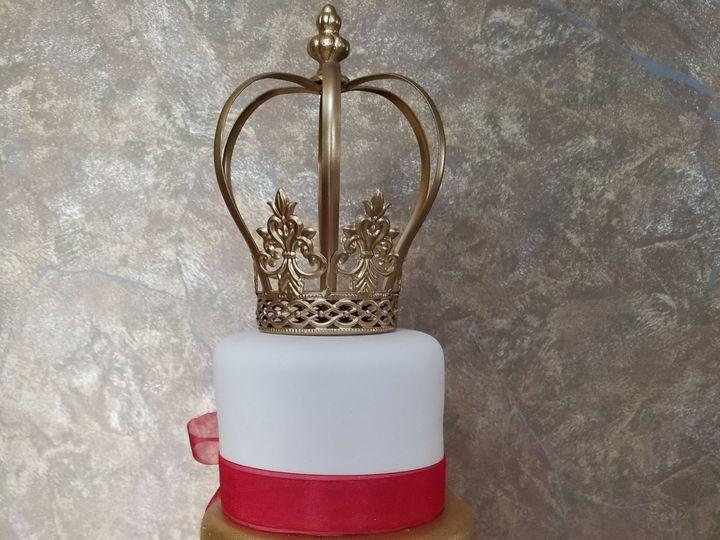 Tmx 1517667869 Dba6c1b6ab53eeb3 1517667867 F360e9ead9ca6189 1517667862029 1 20180202 120342 Columbus, OH wedding cake
