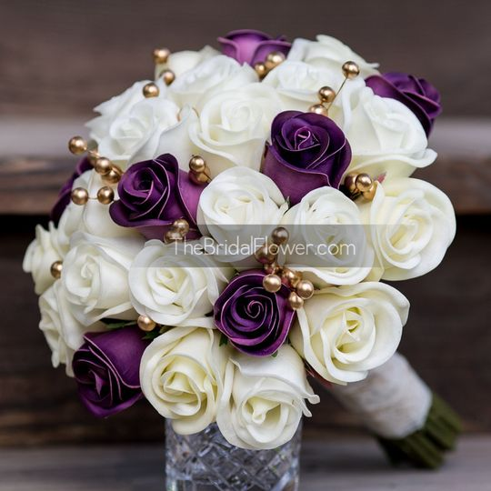 silkweddingbouquetsthebridalflower 4180