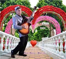 Tmx Chris Bianco On Wedding Bridge 51 986971 Avila Beach, CA wedding band