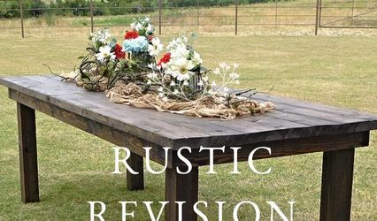 Rustic Revision Designs and Rentals 1