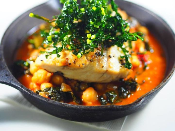 Pan Roasted Haddock