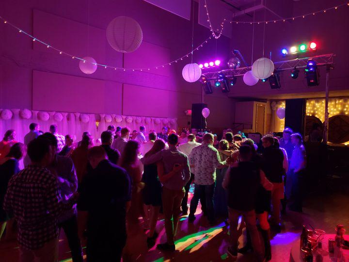 Room to dance the night away