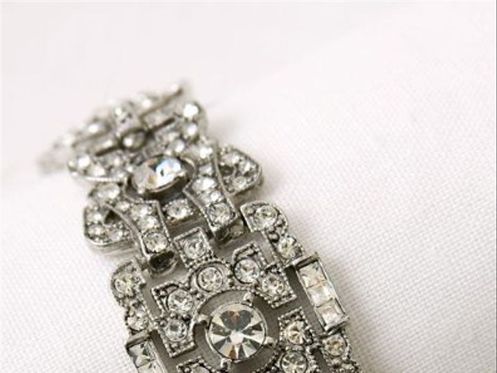 Tmx 1283381895903 HEIRLOOMBARACELET West Orange, NJ wedding jewelry