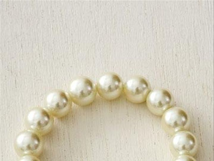 Tmx 1283381952137 SoireepearlPavebracelet West Orange, NJ wedding jewelry