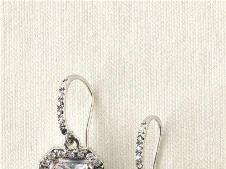 Tmx 1283383558356 DecoDropEarrings West Orange, NJ wedding jewelry