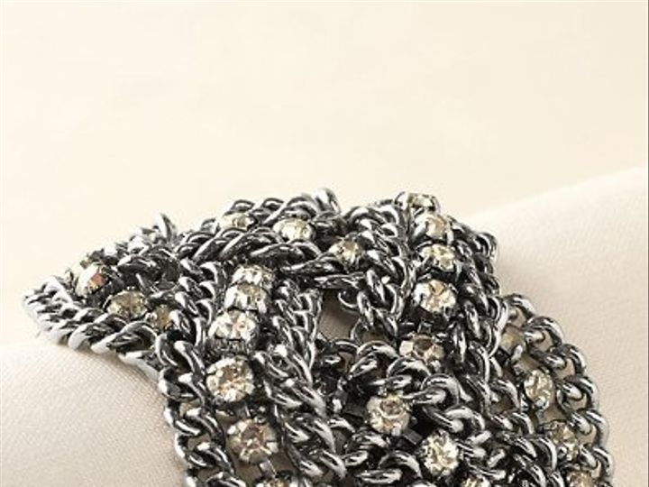 Tmx 1283383639715 PetraBraidedbracelet West Orange, NJ wedding jewelry