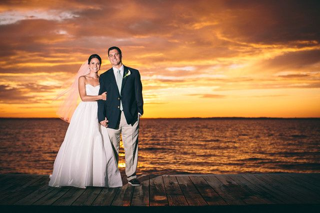 Tmx 1427996691165 Another Beautiful Sunset Stevensville, MD wedding venue