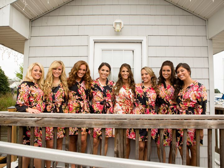 Tmx 1433620530826 Bridal Party In Front Of Bridal Boathouse Stevensville, MD wedding venue