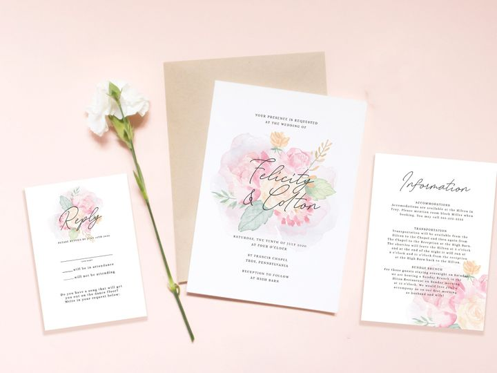 Tmx Rgbmock 51 1041081 V1 Auburn, PA wedding invitation