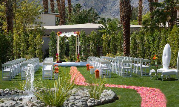 Wexler garden wedding