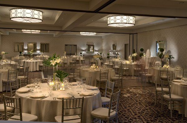 The El Dorado Ballroom is just one of three ballrooms to suit weddings of any size