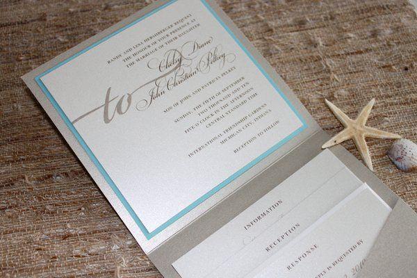 Tmx 1300298862982 IMG0858 White Pigeon wedding invitation
