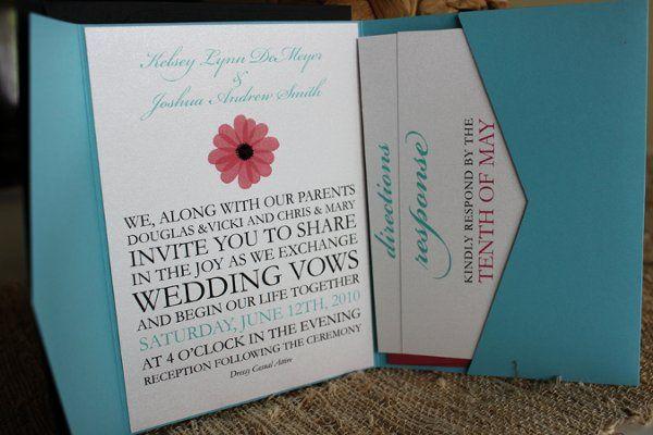Tmx 1300300048716 IMG0914 White Pigeon wedding invitation